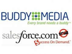 Salesforce Acquiring Buddy Media, Biggest Purchase to Date!