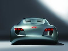 modified Audi TT