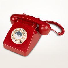 Retro Red 746 #Phone ($45.71)