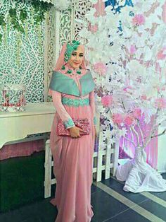 9 Best Gaun Perpisahan Images In 2019 Dresses Hijab Dress Kebaya