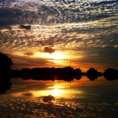 Marcel Tettero @marcel_tettero Instagram photos | Webstagram Beautiful sunrise in Hengelo near ZGT