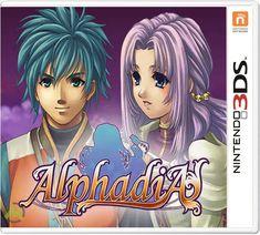 Alphadia – eShop (3DS CIA)