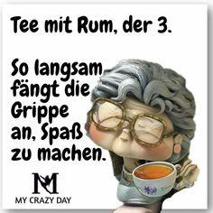 Tee mit Rum #mit #rum #Tee