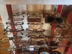 Re-Purposing old vintage frames is a great way to add a touch to your personal style, Prices range from $40 to $80 on the frames