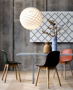 Oivind Slaatto Created a New Unusual Patera Light for Louis Poulsen