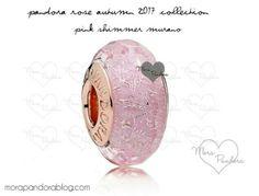 Pandora rose gold 2017