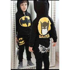 Batman Karakter Baskılı İkili Çocuk Takımı 49,90 TL ile n11.com'da! Erdem Takım Elbise fiyatı ve özellikleri, Çocuk Giyim