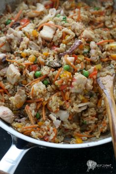 Discover what are Chinese Seafood Food Preparation Seafood Rice Recipe, Seafood Fried Rice, Mixed Seafood Recipe, Chinese Seafood Recipe, Seafood Dishes, Rice Recipes, Seafood Recipes, Chinese Food, Korean Food