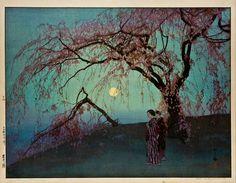 File:Hiroshi Yoshida - Kumoi-Zakura (Kumoi Cherry Trees) - Google Art Project.jpg