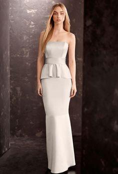 White by Vera Wang (Bridesmaid Dresses?)