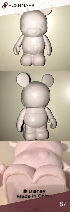 Disney Vinylmation Create Your Own Mickey Collectible original Vinylmation Series. Doesn't include card or box. More information and/or pictures upon request! :) Disney Other