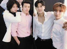 So handsome~ I love Super Junior