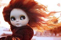 Custom Blythe><3<