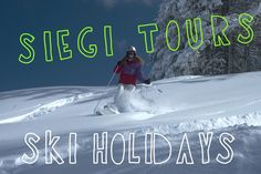 With Siegi Tours Holidays you ski with the expert. It is always great fun. Best ski and snowboard package in the Austrian Alps. A Unique Ski Experience. Salzburg, Ski And Snowboard, Ski Ski, Ski Austria, Ski Deals, Snowboard Packages, Best Skis, Ski Holidays, Alps