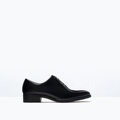 Image 1 of LACE-UP SHOES from Zara