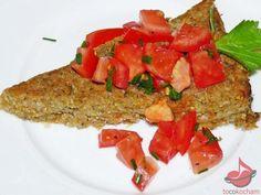 Gorące dania – dieta dr Dąbrowskiej – tocokocham.com Bruschetta, Meatloaf, Salsa, Ethnic Recipes, Food, Diet, Essen, Salsa Music, Meals