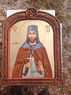 Saints, Frame, Picture Frame, Frames