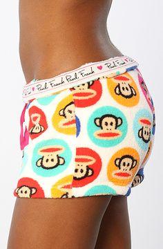 Paul Frank Womens Solid Pant