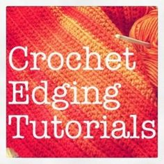 How to Finish Crochet Blankets by ksrose