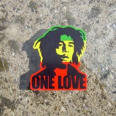 Rasta Vinyl Sticker  high resolution print on vinyl and precision cut rastafari lion of judah jamaica reggae music ethiopia africa