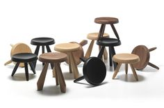 Charlotte Perriand / TABOURET
