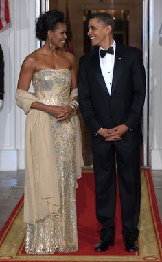 FLOTUS has attended 13 of the signature presidential events during her time in the White House