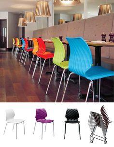 Soleil Textured Aluminum Chair