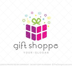 Branding for gift shops, themed gift retail platforms, card galleries, and related businesses. Design Shop, Logo Design, Gift Shops, Stationary Design, Logo Maker, Shop Logo, Business Card Logo, Art Logo, Startups