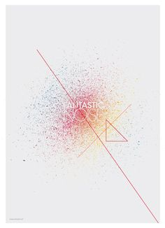 Fantastic Noise by Diego Bellorin, via Behance