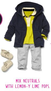 Top Fall Baby Boy Clothing Trends