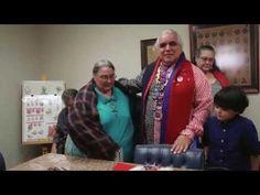 Vice Chairman- Robert Soto.  Eagle feathers returned to Lipan Apache tribal leader - YouTube