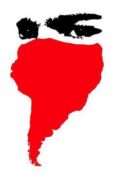 Sudamérica en resistencia!, Las venas abiertas de América Latina