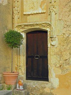 Loire Valley French door.