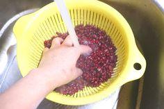 넘~ 쉬운 팥앙금 만들기, 한번에 끝나는 단팥앙금 : 네이버 블로그 Food, Meals, Yemek, Eten