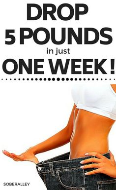 I need to lose 5 pounds in a week and lose weight fast! Love this pin so much thank you for sharing your 16/8 diet results!