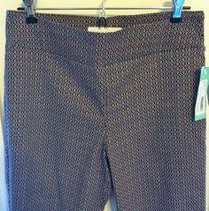 Stitch Fix: Margaret M Emer Printed Straight Leg Pant - January 2016 Fix-These pants rock!