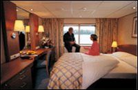 Deluxe Stateroom with Large Window        Viking River Cruise