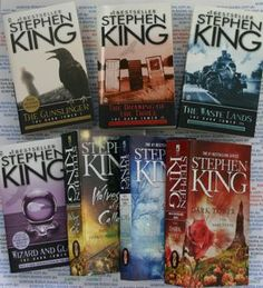 The Dark Tower Series, Stephen King