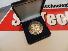 Placheta pentru participarea SM TECH la MetalShow 2016. Brandurile care au participat la standul nostru : Wilson Tool, Rolleri, Radan, Ophir. Tech, Technology, Tecnologia