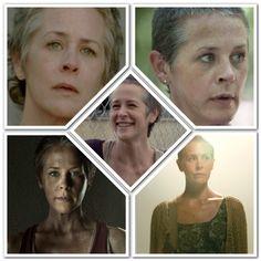 """Seizoen 1 van de """"The Walking Dead"""" : Bijrol voor Melissa McBride als Carol Peletier ***"""