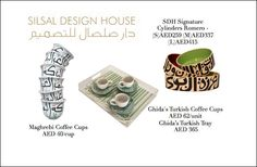 Introducing Silsal dinnerware - perfect for Ramadan and Eid : GoDubai.com