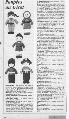 Poupées au tricot                                                       …                                                                                                                                                                                 Plus