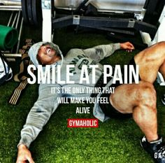 Mmmmm... I love that kind of pain!!!