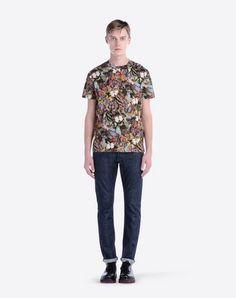 Valentino Online Boutique - Valentino Men Camubutterfly