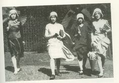 Moga - Japanese Flappers   C. 1925