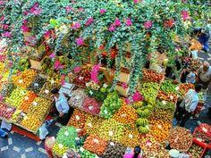 Funchal market - Funchal - Madeira - Portugal