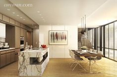 Corcoran, 421 HUDSON ST, Apt. TH2, West Village Real Estate, Manhattan For Sale, Homes, West Village Condo, Shelley O'Keefe, The Printing House Sales & Design Cntr