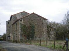 Hérisson, ancien prieuré