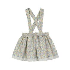 Liberty Print Eve Skirt | Coco&Wolf at @Kide