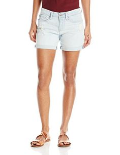 Lucky Brand Womens The Roll-Up Short…